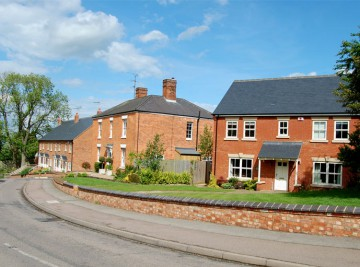New House Builder Market Harborough