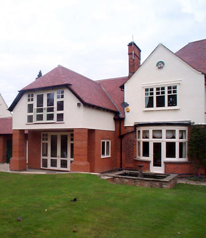 Leicester House Extension